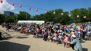 福岡でキラキラプリキュアアラモードショー開催しました