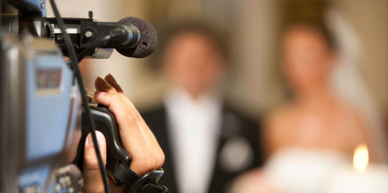 結婚式のアイテムをまとめて持ち込み